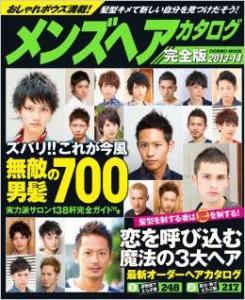 2013.4メンズヘアカタログ