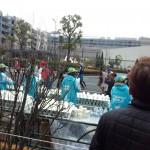 先日の東京マラソン♪