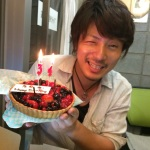 店長Happy Birthday!!